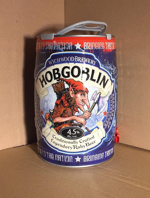 2 fûts Hobgoblin  Biere Ruby pour 15€