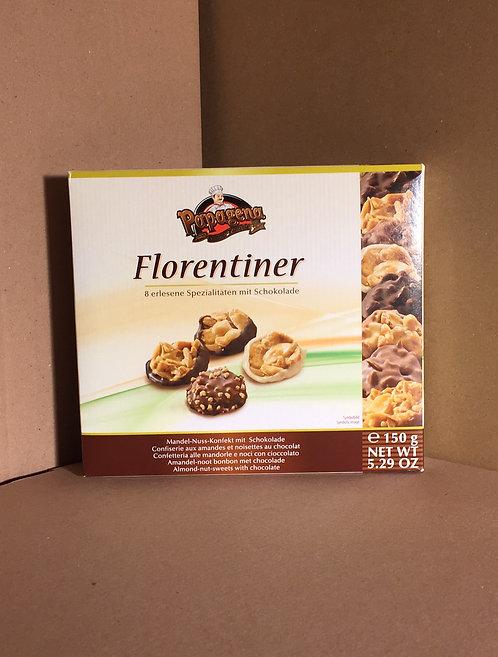 Confiserie aux amandes et noisettes au chocolat 1€99 les 150g