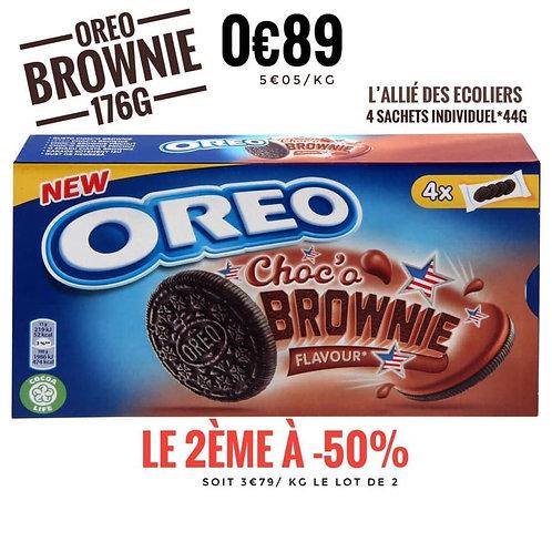 Biscuits Oreo 176g 0€89. Eng 0€30 par boîte