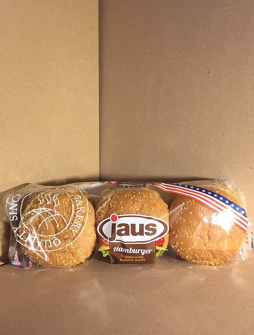 Pains hamburger 0€66 les 300g