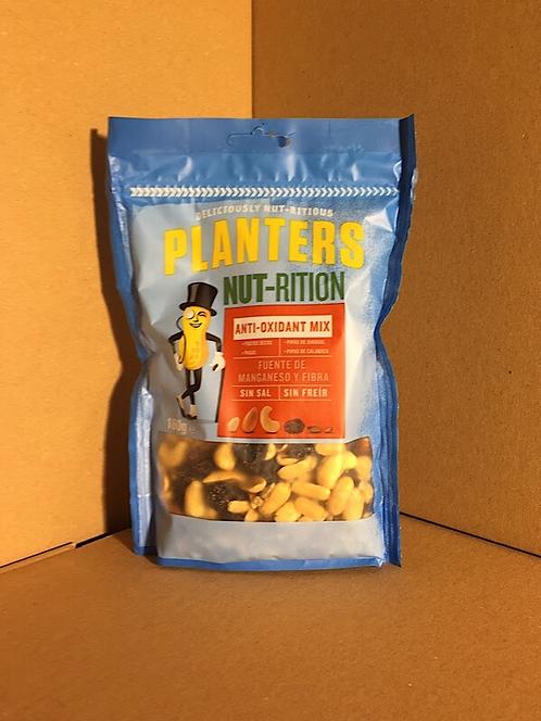 Mix antioxydants amandes noix de cajou cacahuète pipas raisins pignons pin 160g