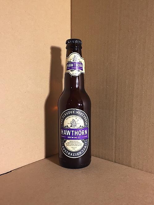 Hawthorn 5,8% Biere ambrée d'Australie 0€75 les 33 cl