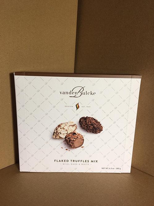 Assortiment de truffes au chocolat belge 180 g
