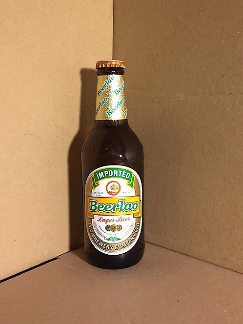 Beerlao 5% Biere blonde du Laos 33Cl