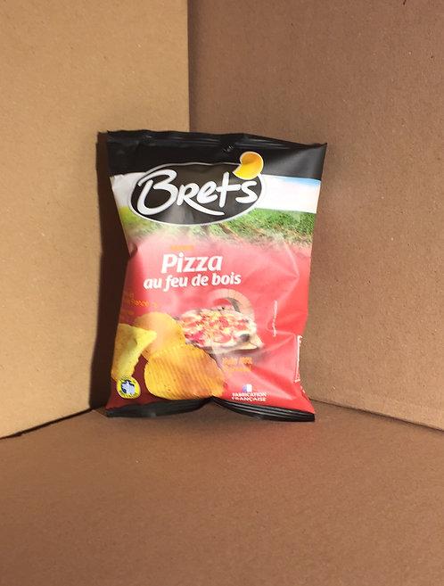 Chips saveur pizza 0€19 les 25g