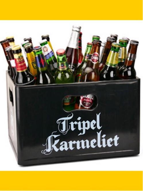 Bière, 50cl A choisir au magasin parmi un large choix.