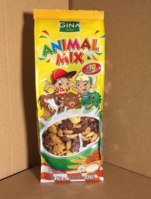 Céréales cacao caramel et miel 250g