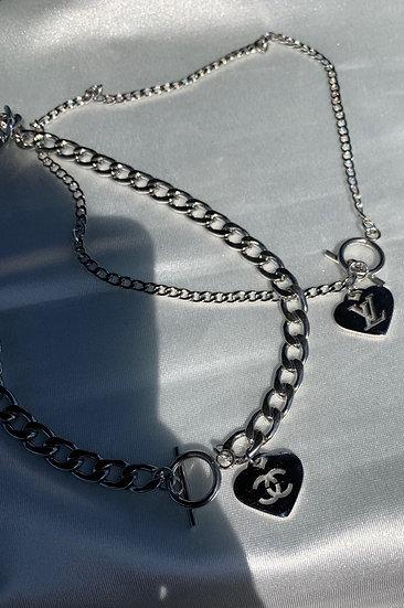 Paris & Nicole chain