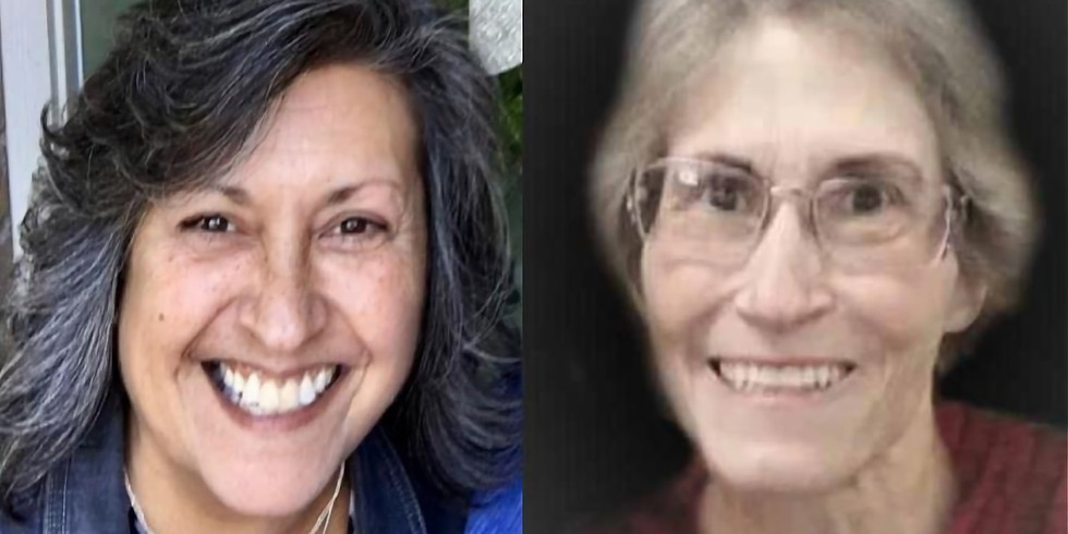 Delores Ross and Ava Barlow Run for Life