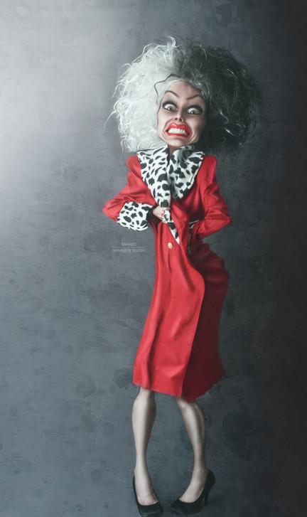 Cruella Standing