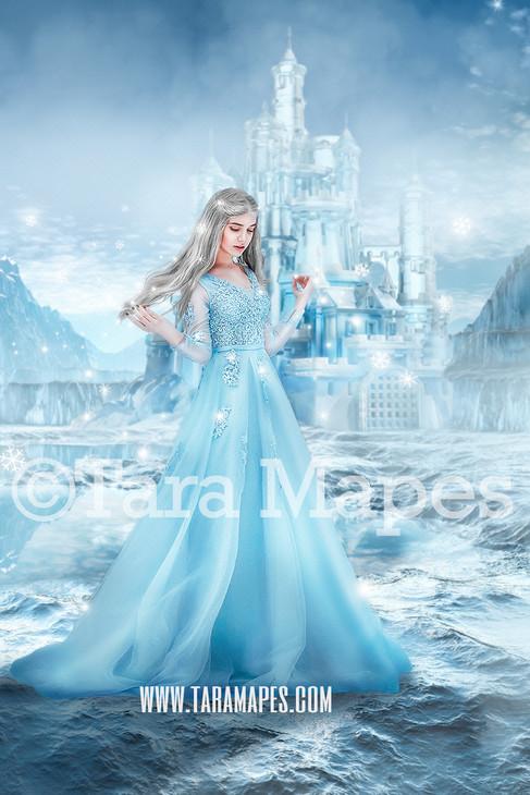 Ice Castle Tara Mapes 2021