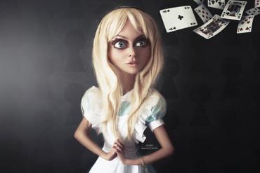 Alice c