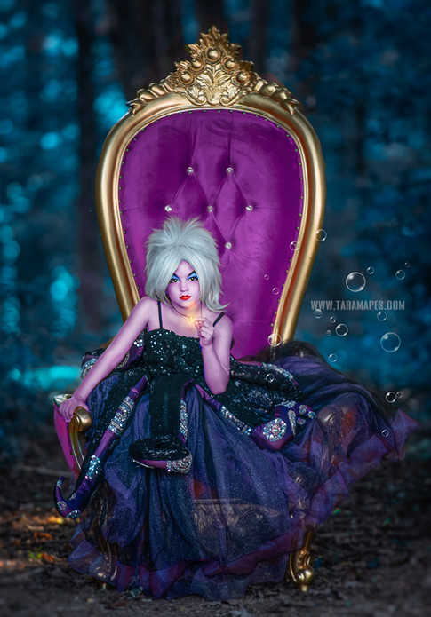 Ursula throne social media