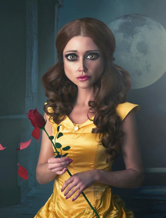 Tara Mapes Caricatures Surreal Photography