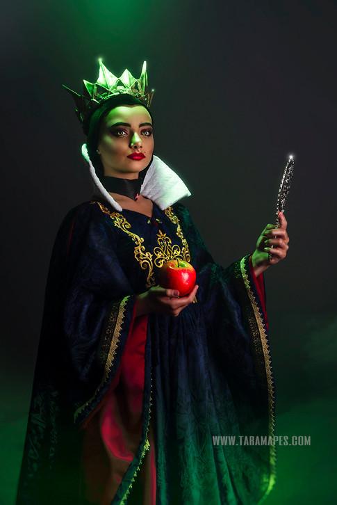 Evil queen studio social media