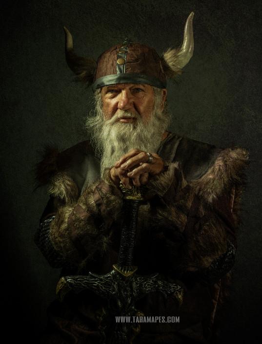 Viking half crop wm