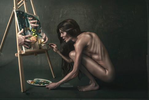 starving artist flattened wm