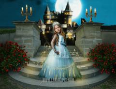 Princess Round Stairs 2020