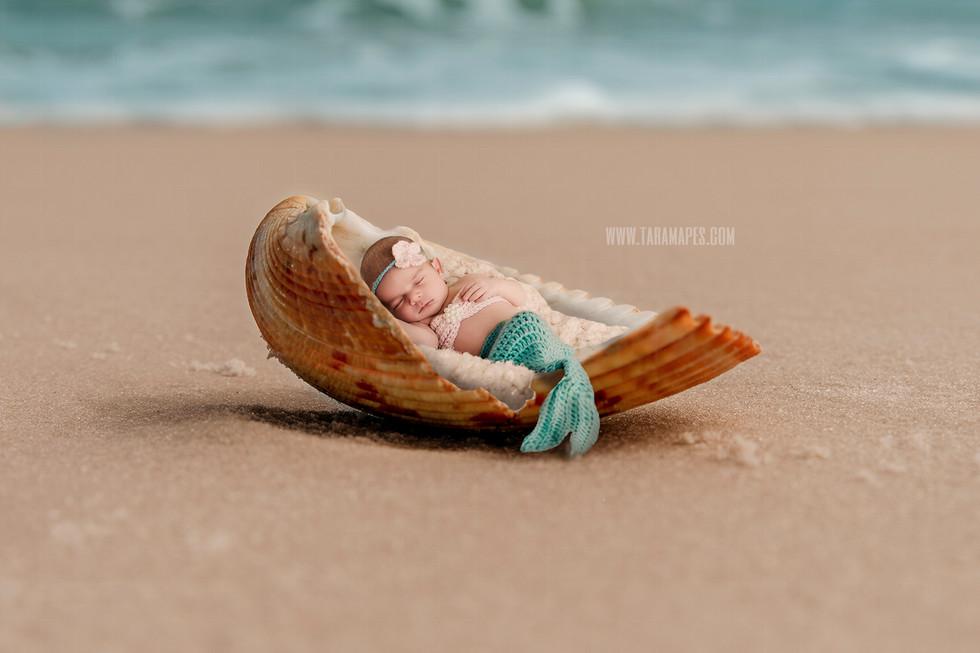 Mermaid Shell NEWBORN