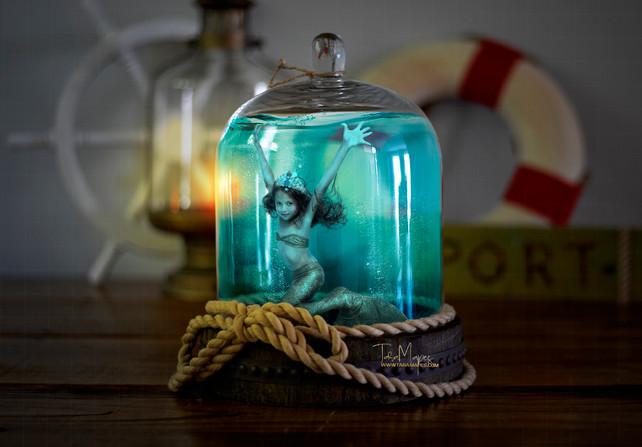 Mermaid Jar