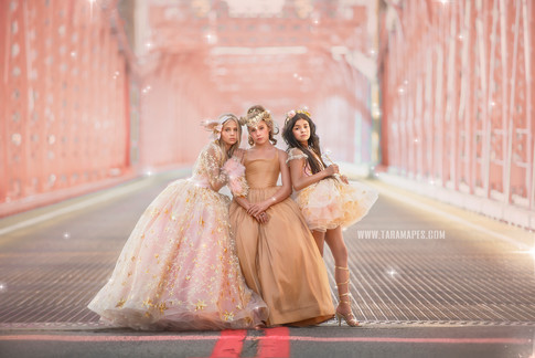 Pink bridge social