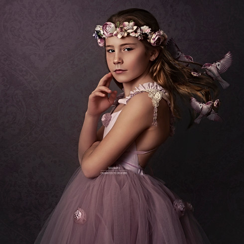 Fine Art Photography by Tara Mapes. Cincinnati Children's Fine Art Photographer