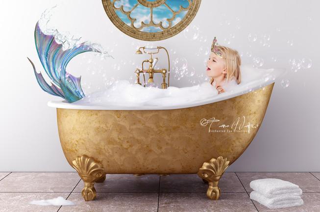 Bathtub Mermaid highquality
