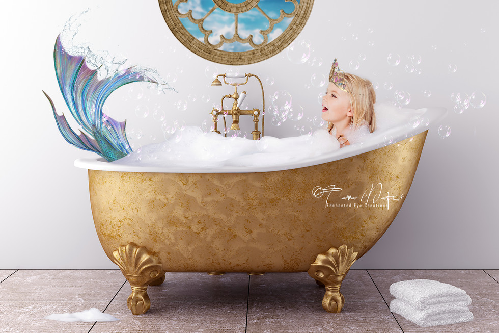 Bathtub Mermaid highquality