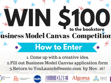 Business Model Canvas Contest!