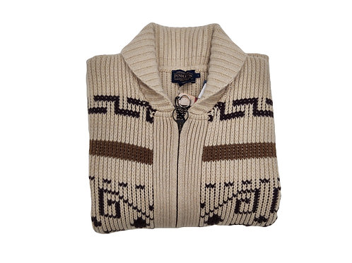 Pendleton Westerley Shawl Collar Sweater