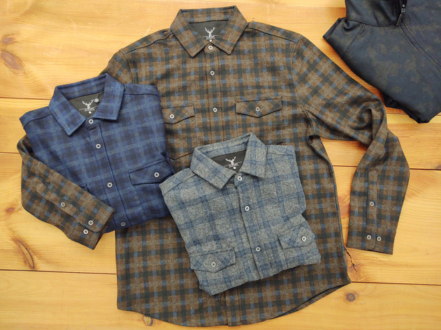 Fitted Flannels