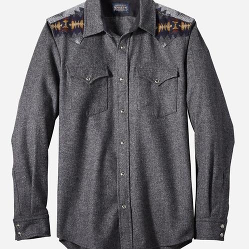 Charcoal Canyon Pendleton Shirt