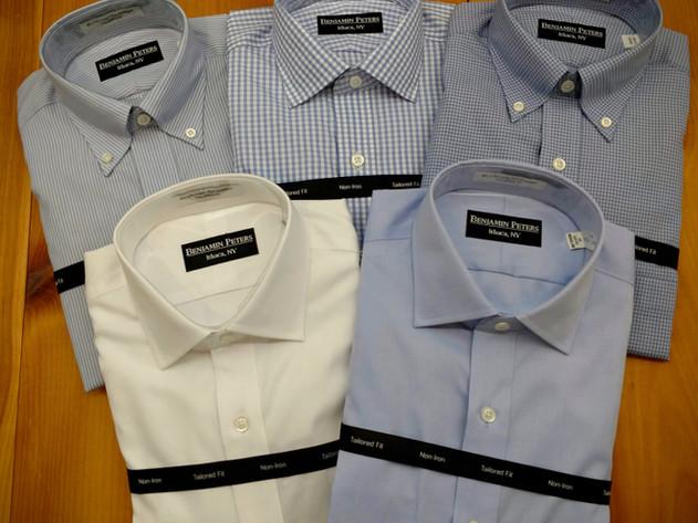 Benjamin Peters exclusive dress shirt!