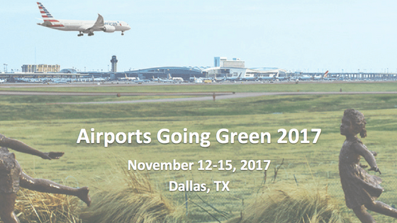 Join AbTech at the Airports Going Green Conference