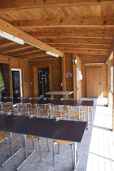 Clubhaus & Umgebung