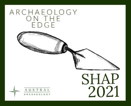 Sydney Historical Archaeology Practitioners 2021