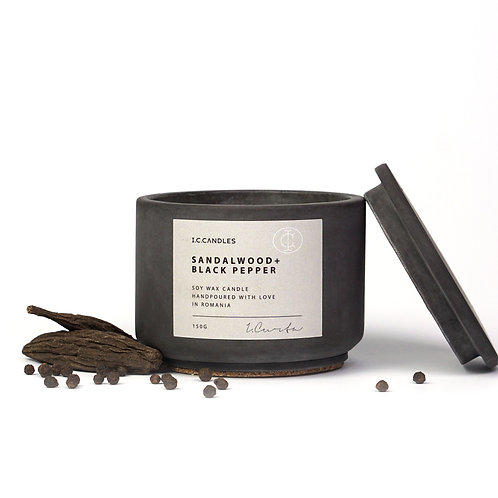 Sandalwood & Black Pepper