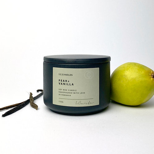 Pear & Vanilla