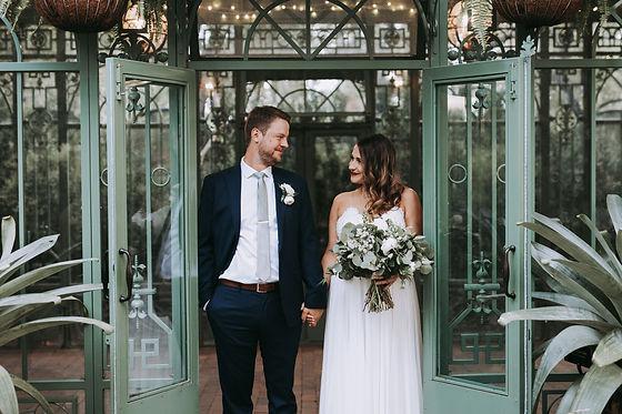 denver botanic garden wedding planner