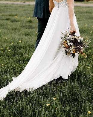 Mountain Industrial Luxe Wedding