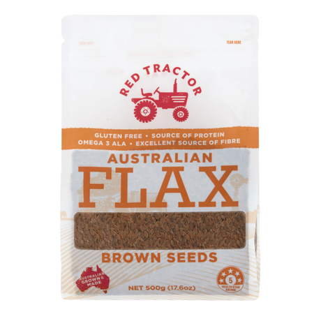 FLAX BROWN SEEDS