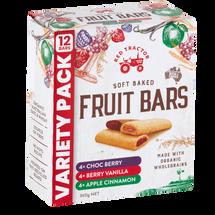 SOFT BAKED FRUIT BARS VARIETY PACK