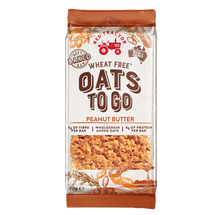 WHEAT FREE OATS TO GO PEANUT BUTTER