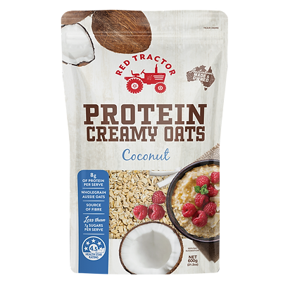 PROTEIN OATS COCONUT