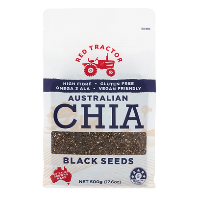 CHIA BLACK SEEDS