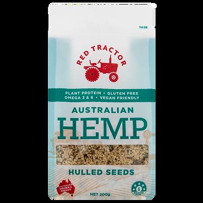 AUSTRALIAN HEMP HULLED SEEDS