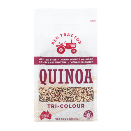 QUINOA TRI-COLOUR