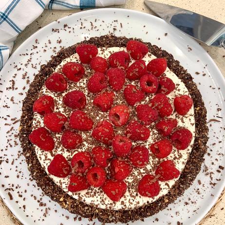 Chocolate Paleo Tart