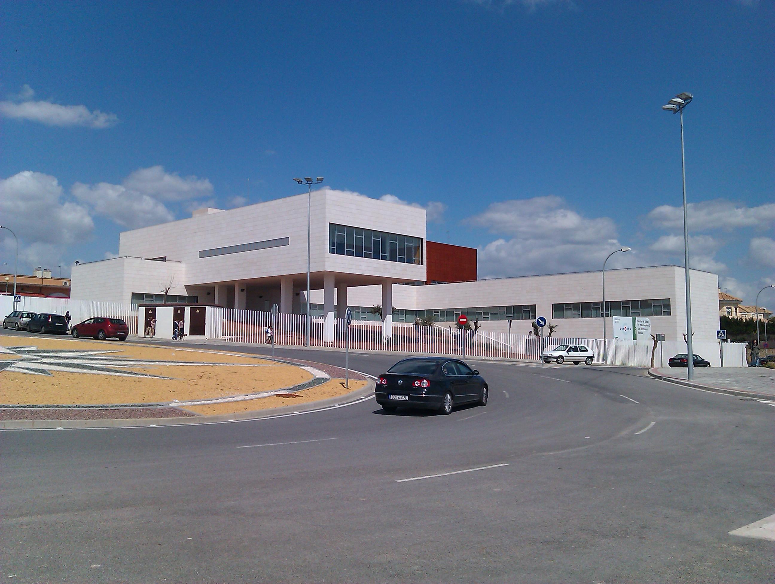 CENTRO SALUD MONTEQUINTO 2