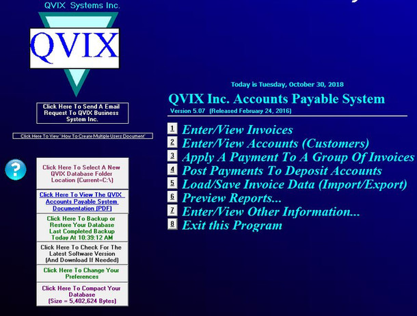 QVIX Accounts Payable System.JPG